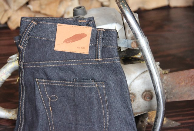 \'Merican-made menswear in the Highlands