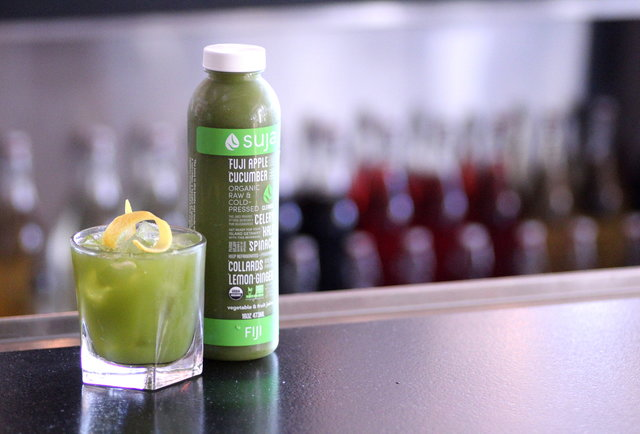 Boozy, healthy drinks from the Pick & Rocks dudes