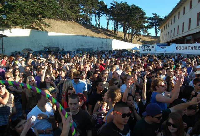 The VIP-est package ever at a brand-new SF music fest