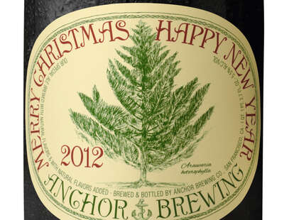 Anchor Brewing Company-Beer Bottle-San Francisco