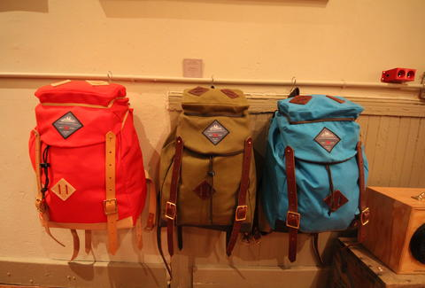 Manly backpacks