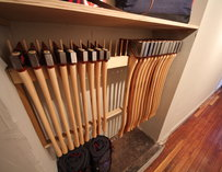 Axes for sale at Best Made
