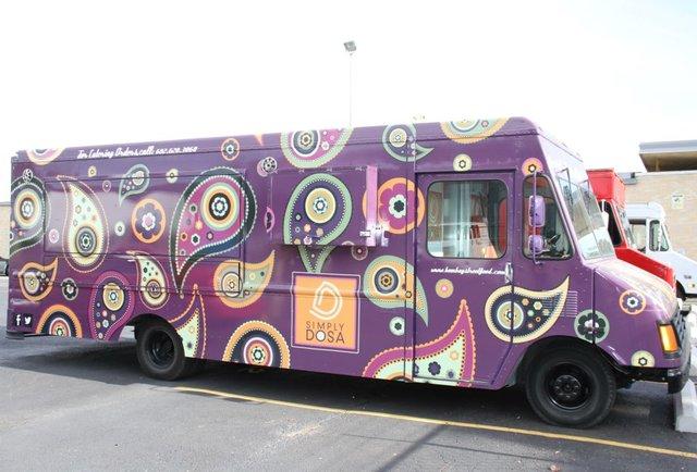 Bombay Chopstix Dallas Food Truck