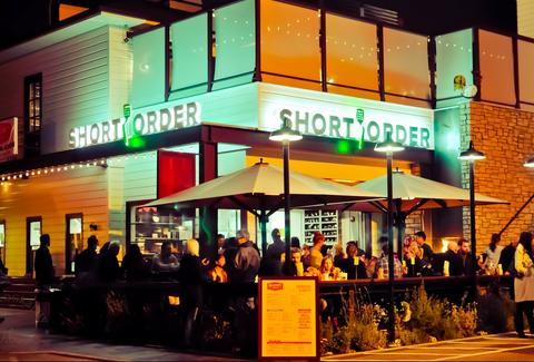 Short Order-Restaurant Exterior-Los Angeles