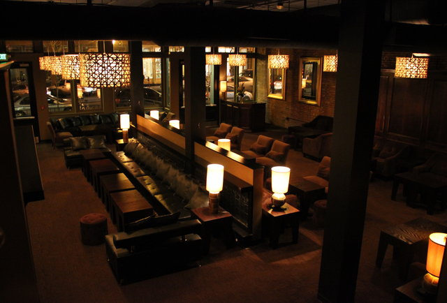 Great F. Scott -- a modern lounge in LoDo!