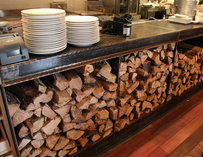 Firewood at Seven Lamps