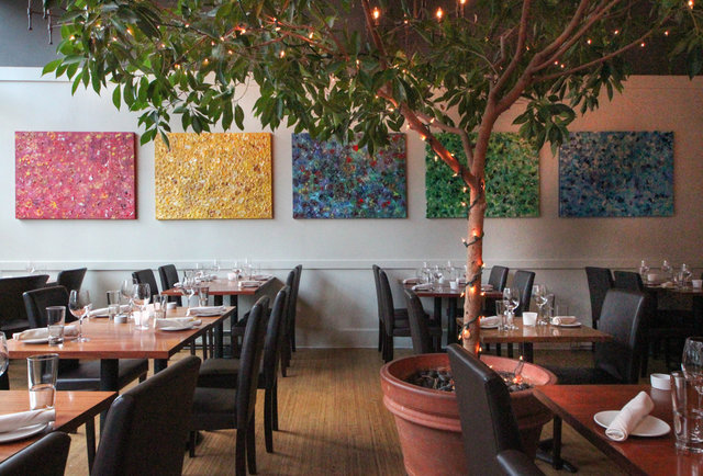 Maria Hines does Italian in Fremont
