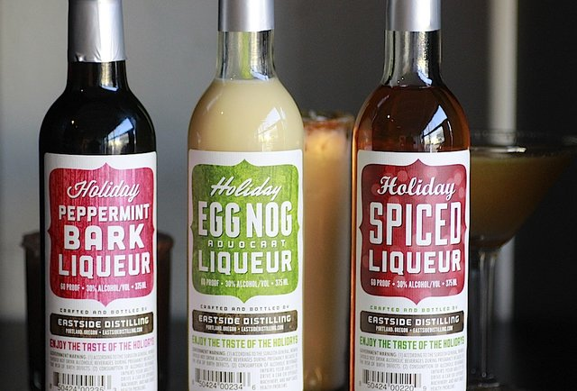 One-of-a-kind Winter warmers w/ limited-edition liqueurs