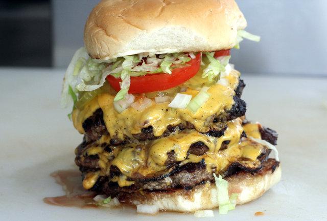 Peep the best-looking burgers of 2012