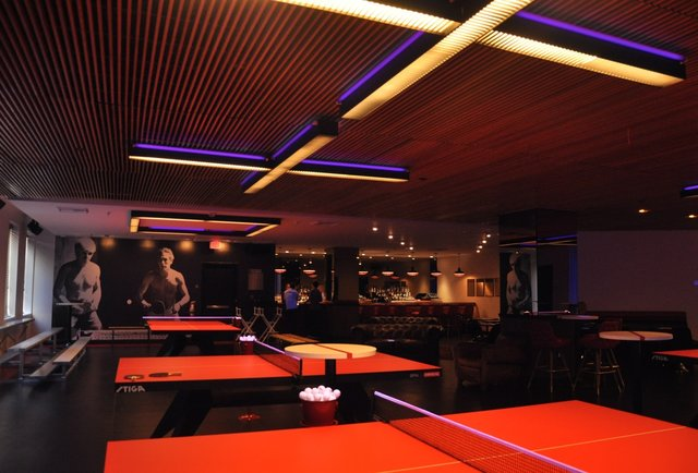 A ping-pong HQ lands in Downtown LA