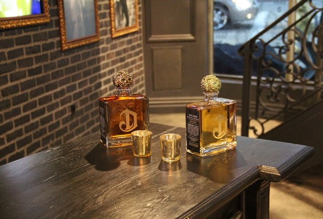 A high-end tequila tasting spot on Melrose