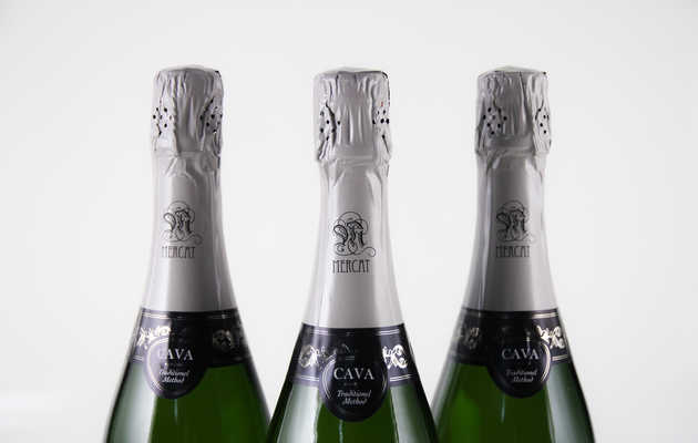 A sparkling wine that's refreshingly light on the sugar