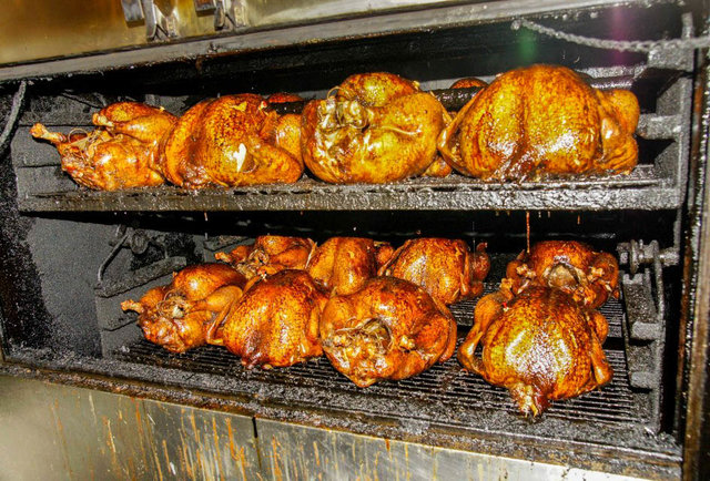 The BBQ stand\'s not just doing sandwiches anymore