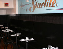 Trina's Starlite Lounge Interior--Boston
