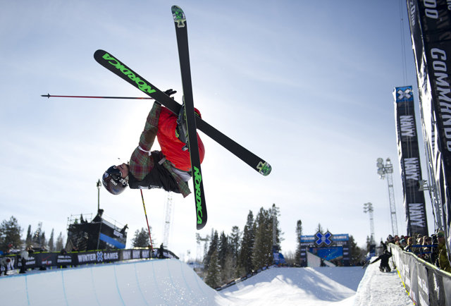 Set a course for the ultimate winter sports event