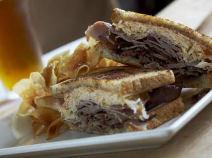 Sandwich at Food 101 in Atlanta