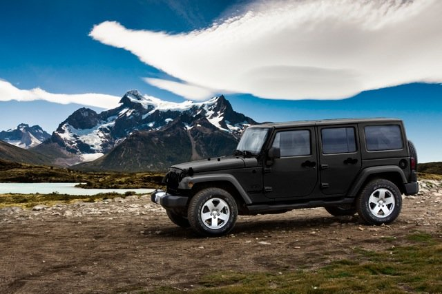 Crush Patagonia in your very own Jeep