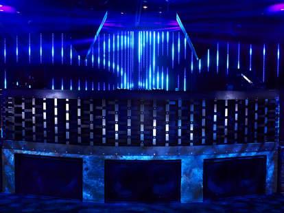 Sound-Club Interior-Los Angeles