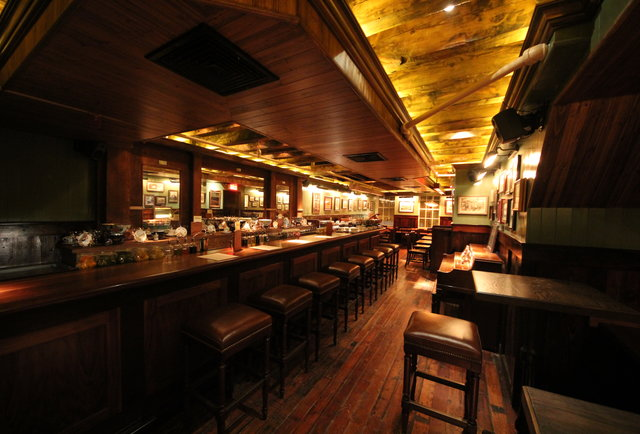 A Financial District mega-pub from the best bartenders in the world