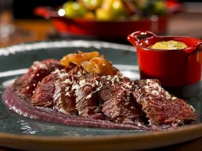 Steak at Gordon Ramsay Pub & Grill