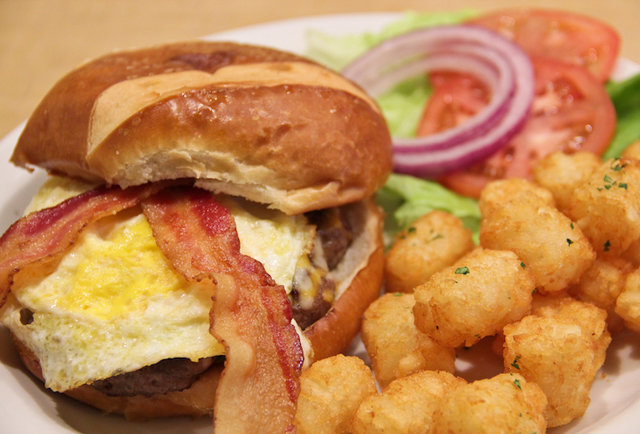 Mystical French Toast and a burger Jimmie Walker would love in Marietta