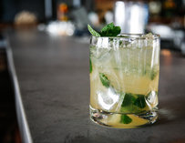 Mojito at Spike Africa's