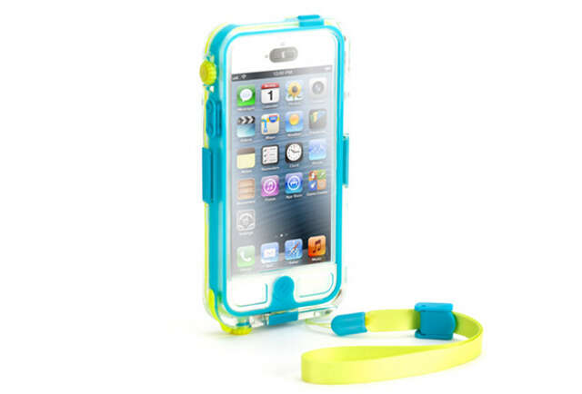 It\'s like scuba gear for your iPhone 5