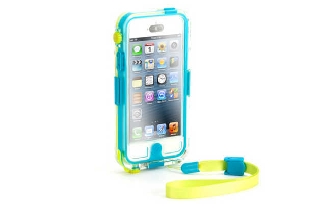 It's like scuba gear for your iPhone 5