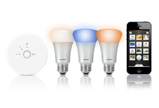A customizable wi-fi enabled color LED lighting system