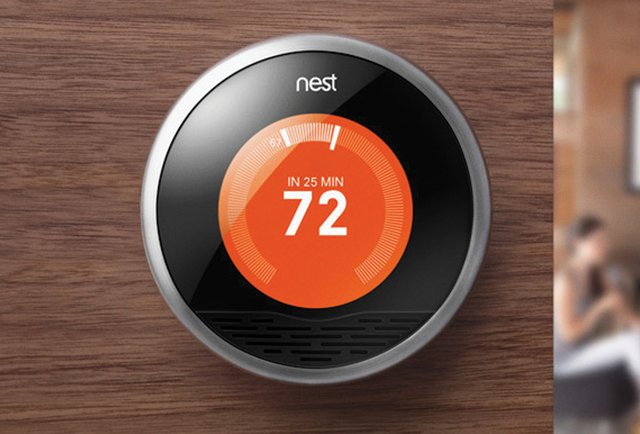 A WiFi thermostat that automatically adjusts to your energy needs
