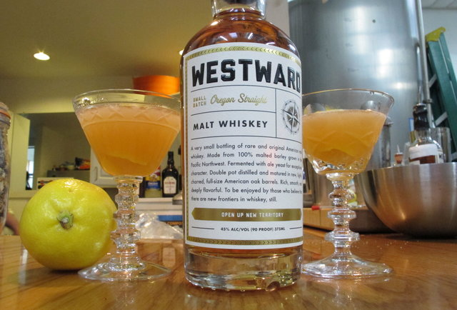 Local distillery finally does whiskey
