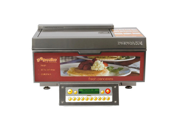 Your own personal, automatic, pancake-making machine
