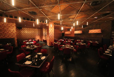 The General Modern Asian Fusion Food In Lower East Side