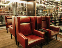 Civil Cigar Lounge-DC-Interior