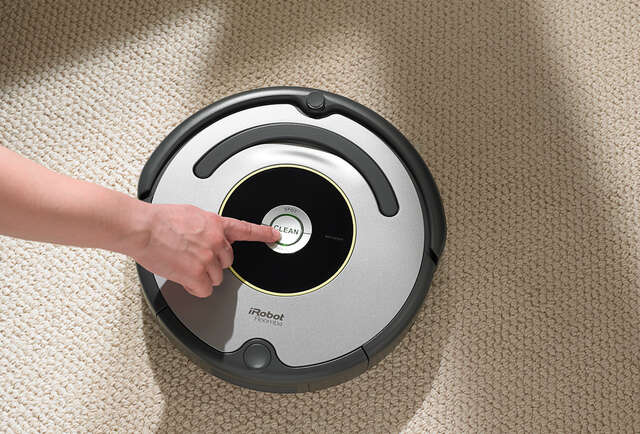 The robot that vacuums your carpets, tiles, linoleum, and hardwood
