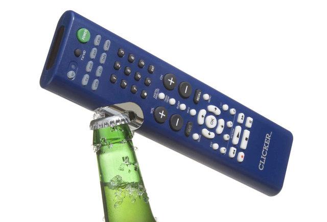 Open bottles as fast as you flip through channels