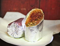 HRD Smokin Grill-Buritto-San Francisco