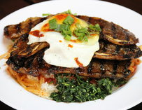 HRD Smokin Grill-Steak & Eggs-San Francisco