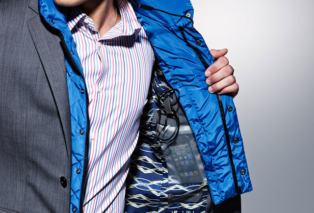 Act like James Bond with these threads fit for a super spy