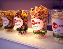 Assortment of Pop Popcorns