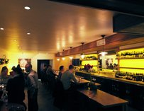 Wine Kitchen-Restaurant Interior-San Francisco