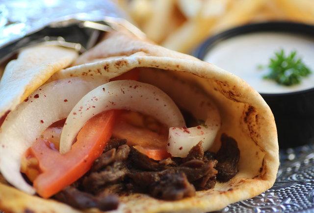 Legendary gyros birth the Skyway\'s first shawarma