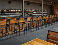 Jack Rose outdoor seating- Washington D.C.