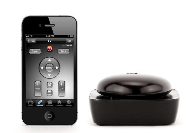 Use your smartphone as a universal remote