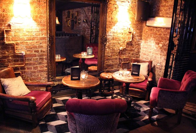 Classic \'tails & maple duck wings in Hammersmith