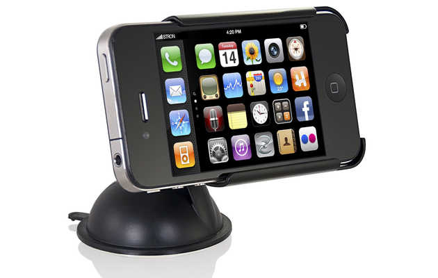 A device that allows you to mount your smartphone just about anywhere