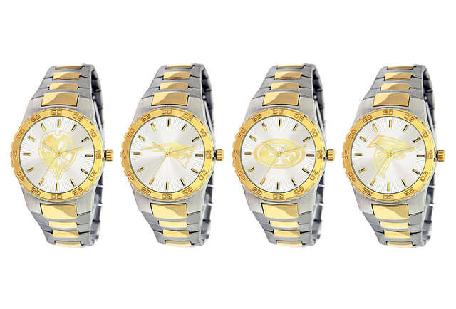 Always be on game time with these NFL watches