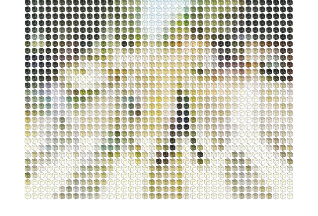 TMNT, The Talking Heads, and other pixelated pop-culture prints