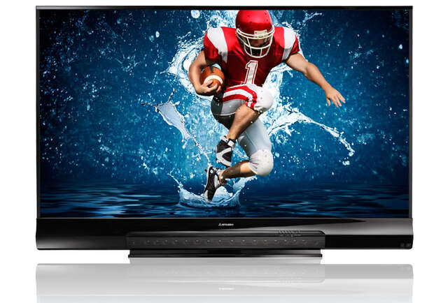A television for when big just isn\'t big enough