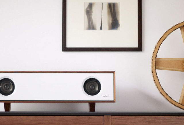 A sexy, customizable, retro speaker cabinet